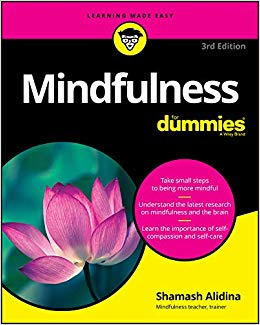 Mindfulness-For-Dummies-3rd-Edition Mindfulness For Dummies, 3rd Edition  (2020)