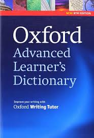 Oxford-Advanced-Learners-Dictionary Oxford Advanced Learner's Dictionary  (2010)
