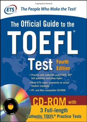 The Official Guide to the TOEFL Test, Fourth Edition (Ebook+CD-ROM)