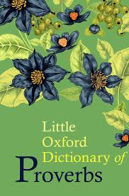 Little-Oxford-Dictionary-of-Proverbs Little Oxford Dictionary of Proverbs  (2016)