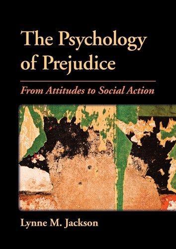 The-Psychology-of-Prejudice The Psychology of Prejudice  (2020)