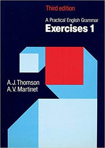 A Practical English Grammar Ed 4