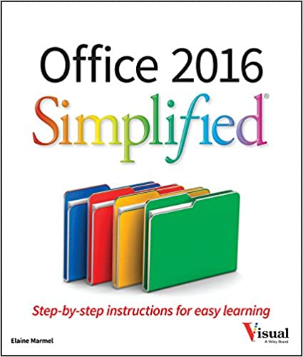 Office-2016-Simplified Office 2016 Simplified  (2015)