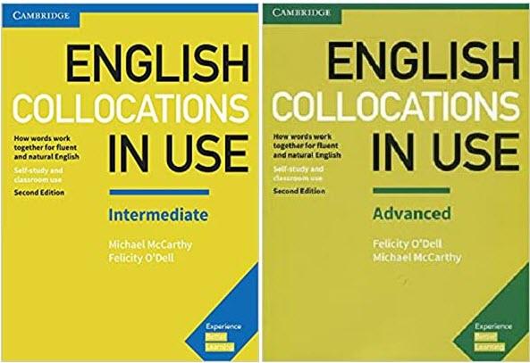 English-Collocations-in-Use [Series] English Collocations in Use, Intermediate, Advanced (Second Edition)