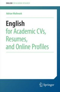 English-for-Academic-CVs-Resumes-and-Online-Profiles-198x300 download English for Academic CVs, Resumes, and Online Profiles