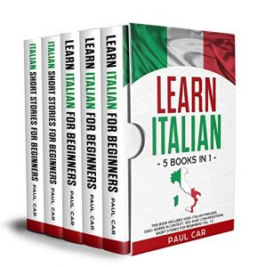 Learn-Italian-5-Books-In-1-289x300 Learn Italian: 5 Books In 1: This Book Includes 1000+ Italian Phrases (2020)