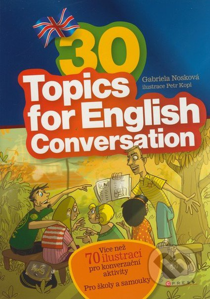 download 30 topics for English Conversation