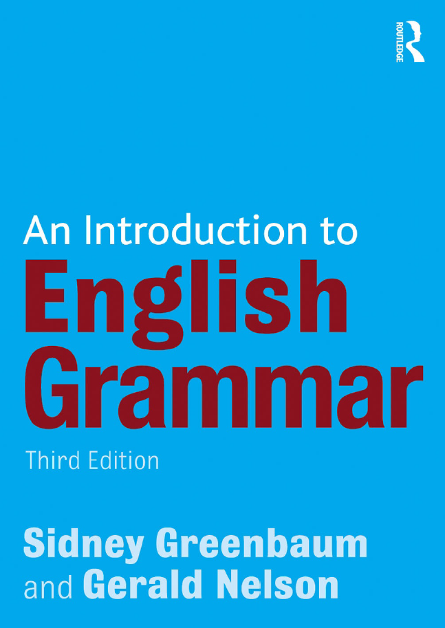 An-Introduction-to-English-Grammar-Third-Edition An Introduction to English Grammar, Third Edition