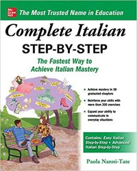 Complete Italian Step-by-Step, Edition 2020