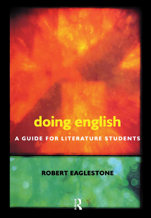 Doing-English-A-Guide-for-Literature-Students Doing English: A Guide for Literature Students
