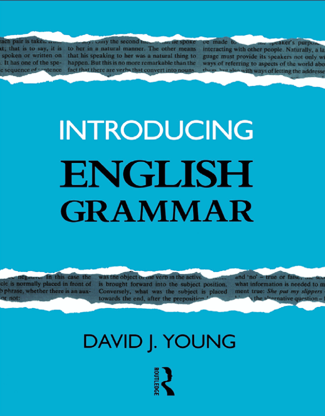 Introducing-English-Grammar Introducing English Grammar