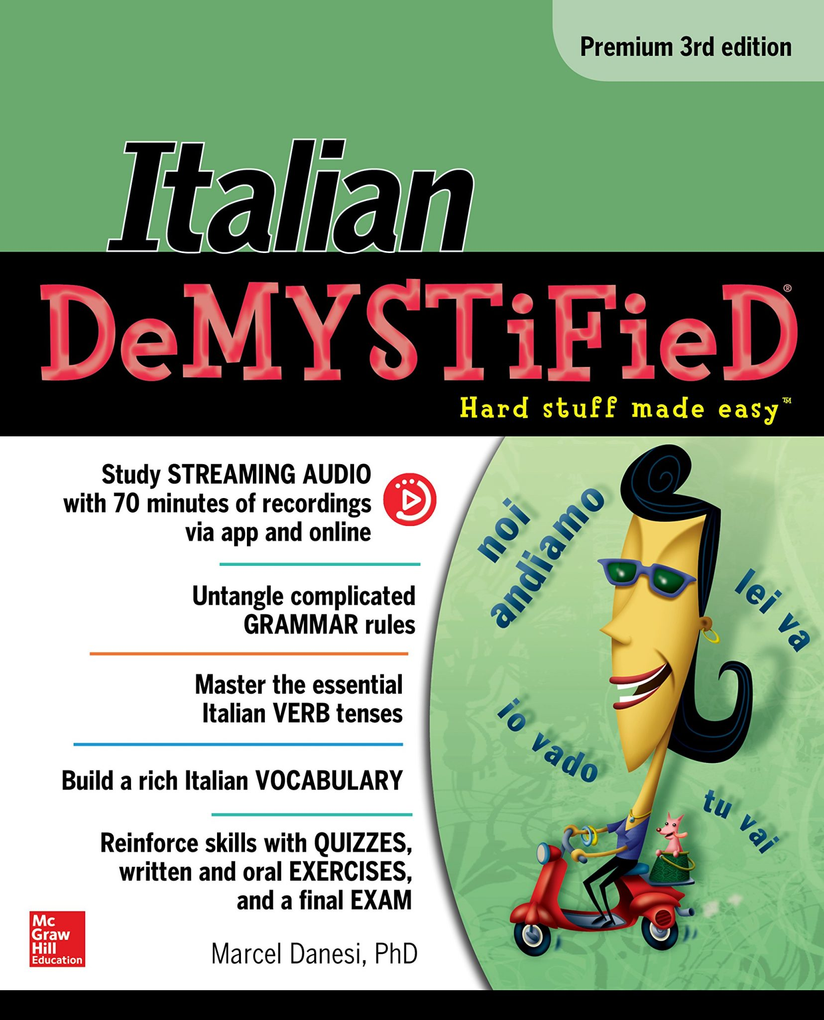 download Italian Demystified, Premium 3rd Edition