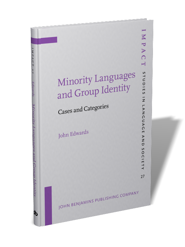 Minority-Languages-and-Group-Identity-Cases-and-Categories Minority Languages and Group Identity: Cases and Categories