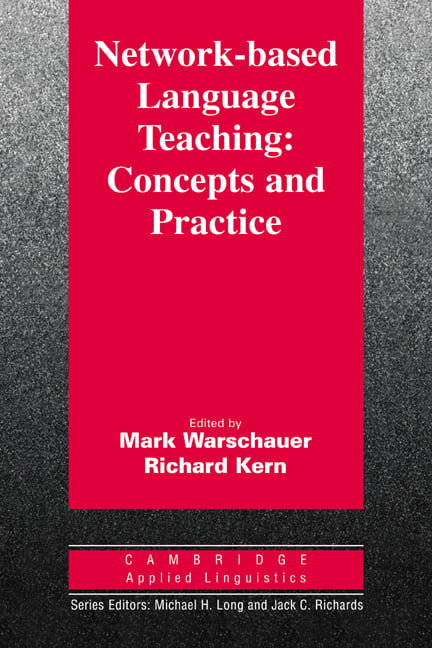 Network-based-Language-Teaching-Concepts-and-Practice Network-based Language Teaching: Concepts and Practice