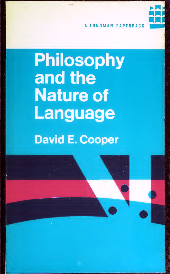 Philosophy-and-the-Nature-of-Language Philosophy and the Nature of Language