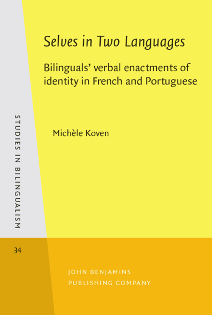 SELVES-IN-TWO-LANGUAGES-Bilinguals-verbal-enactments-of-identity-in-French-and-Portuguese SELVES IN TWO LANGUAGES: Bilinguals' verbal enactments of identity in French and Portuguese