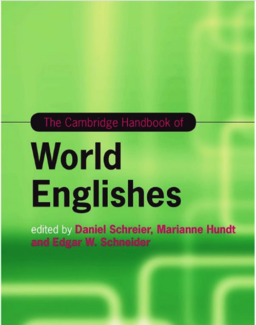 The-Cambridge-Handbook-of-World-Englishes-2020 The Cambridge Handbook of World Englishes  (2020)