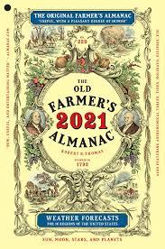 The-Old-Farmers-Almanac-2021 The Old Farmer's Almanac 2021 (2020)