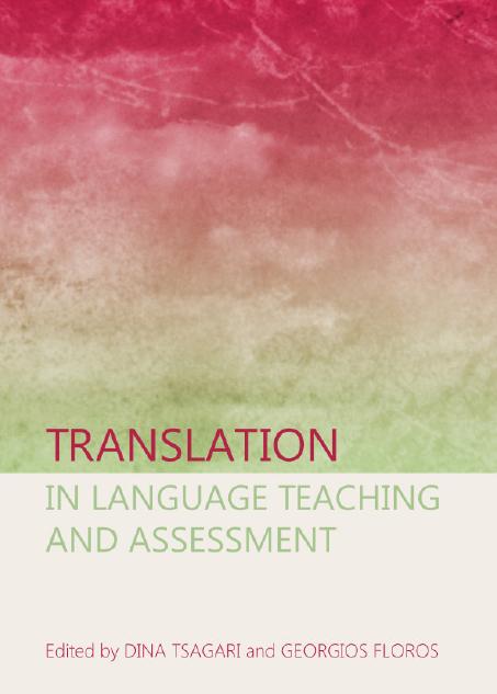 Translation-in-Language-Teaching-and-Assessment Translation in Language Teaching and Assessment