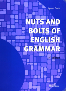 Nuts-and-Bolts-of-English-Grammar-3rd-Edition-218x300 Nuts and Bolts of English Grammar, 3rd Edition