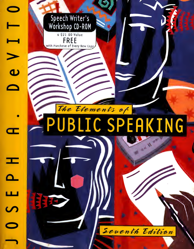 The Elements of Public Speaking, 7th Edition - ebooksz