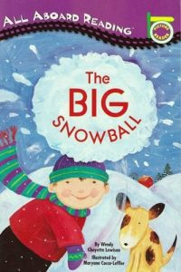 The-Big-Snowball-All-Aboard-Reading-A-Picture-Reader-Audio-200x300 The Big Snowball (All Aboard Reading: A Picture Reader) + Audio