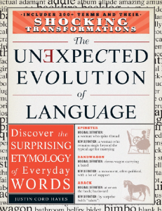 The-Unexpected-Evolution-of-Language-Discover-the-Surprising-Etymology-of-Everyday-Words-231x300 The Unexpected Evolution of Language : Discover the Surprising Etymology of Everyday Words