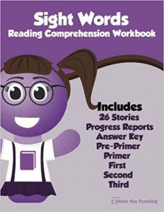 Sight-Words-Reading-Comprehension-Workbook-232x300 Sight Words Reading Comprehension Workbook