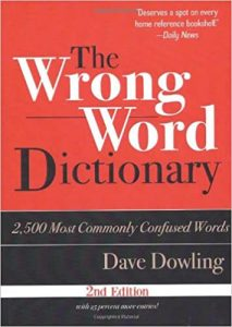 The-Wrong-Word-Dictionary-2500-Most-Commonly-Confused-Words-213x300 The Wrong Word Dictionary: 2,500 Most Commonly Confused Words