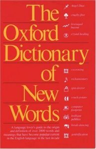 The-Oxford-Dictionary-of-New-Words-193x300 The Oxford Dictionary of New Words