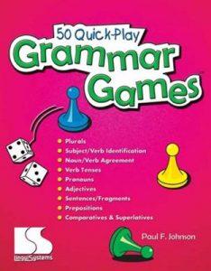 50-jeux-de-grammaire-rapide-1-5-e-annee-234x300 50 Quick-Play Grammar Games (Grades 1-5)