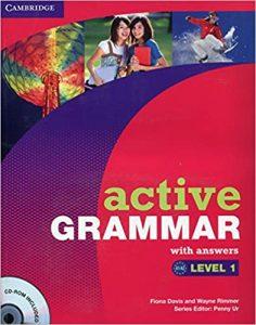 Cambridge-Active-Grammar-Book-with-key-CD-236x300 Cambridge - Active Grammar - Book (with key) + CD (level 1)