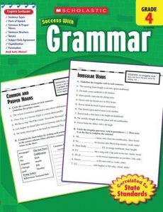 Success-with-Grammar-Grade-4-230x300 Success with Grammar: Grade 4