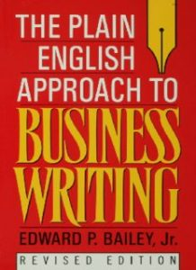The-Plain-English-Approach-to-Business-Writing-218x300 The Plain English Approach to Business Writing