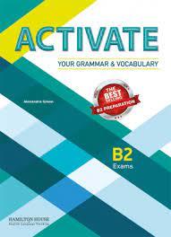 Activate-Grammar-Vocabulary Activate Grammar & Vocabulary